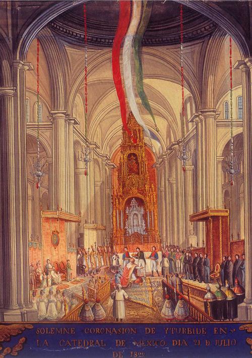 Coronación_de_Agustin_de_Iturbide